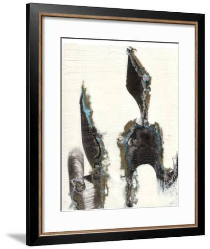 Gratitude IV-Ferdos Maleki-Framed Art Print