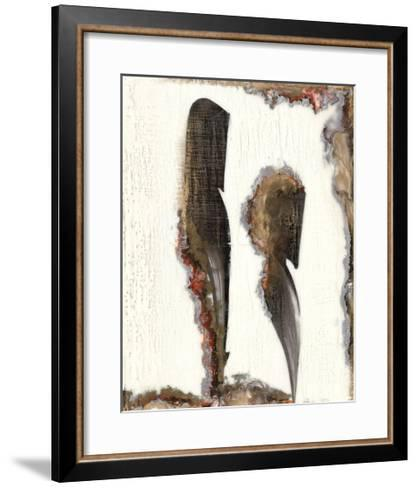 Gratitude VII-Ferdos Maleki-Framed Art Print