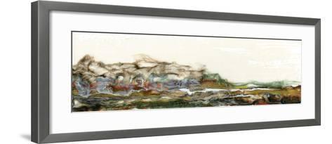 Paradise II-Ferdos Maleki-Framed Art Print