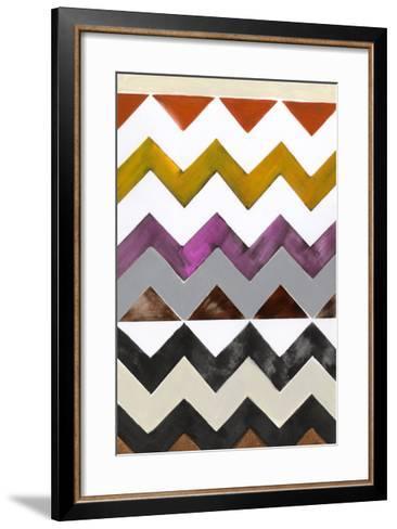 Santa Fe I-Jodi Fuchs-Framed Art Print