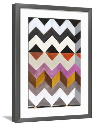 Santa Fe II-Jodi Fuchs-Framed Art Print