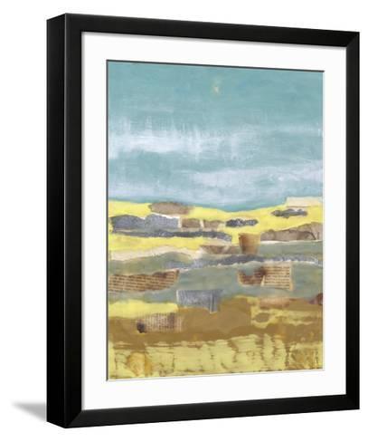 Plane States I-Jennifer Goldberger-Framed Art Print
