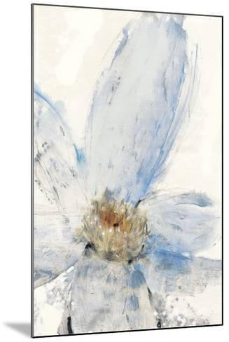 Floral Blue I-Tim O'toole-Mounted Limited Edition