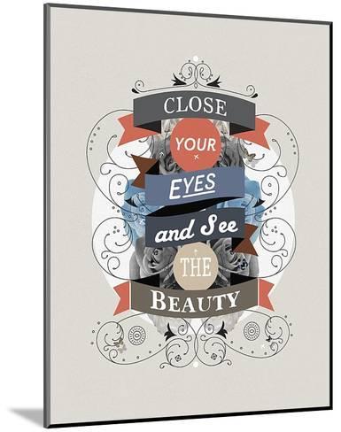 The Beauty-Kavan & Company-Mounted Art Print