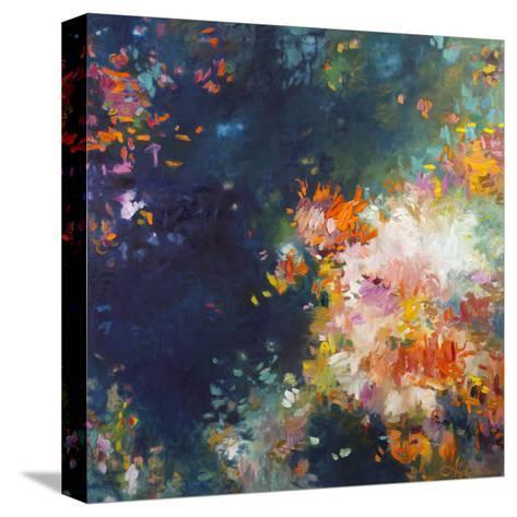 Beautiful Presence-Amy Donaldson-Stretched Canvas Print