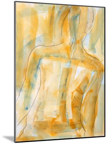 Nude #1-Lisa Mintz-Mounted Art Print