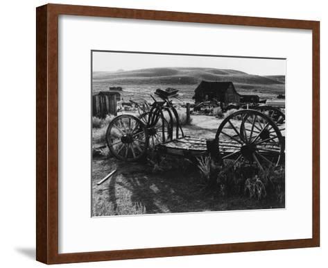 Bodi Wagon-Albert Koetsier-Framed Art Print
