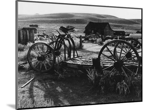 Bodi Wagon-Albert Koetsier-Mounted Art Print