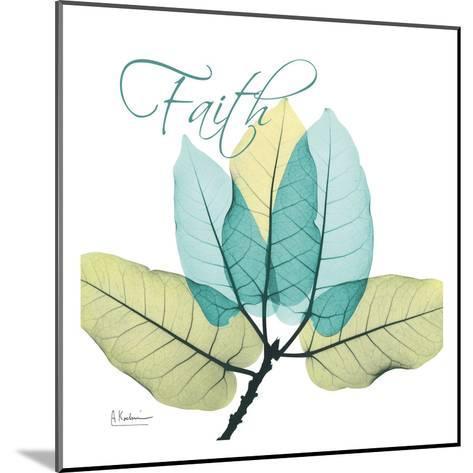 Faith Ficus Burkey-Albert Koetsier-Mounted Art Print
