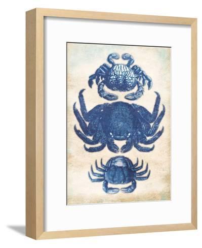 3 Crabs-Jace Grey-Framed Art Print