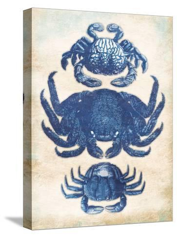 3 Crabs-Jace Grey-Stretched Canvas Print