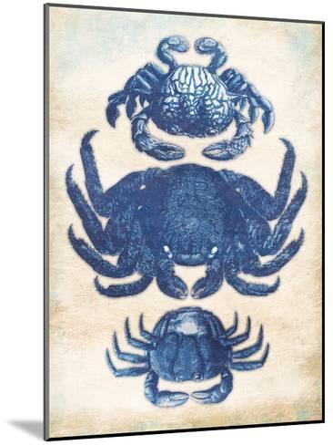 3 Crabs-Jace Grey-Mounted Art Print