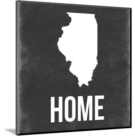 Illinois-Jace Grey-Mounted Art Print