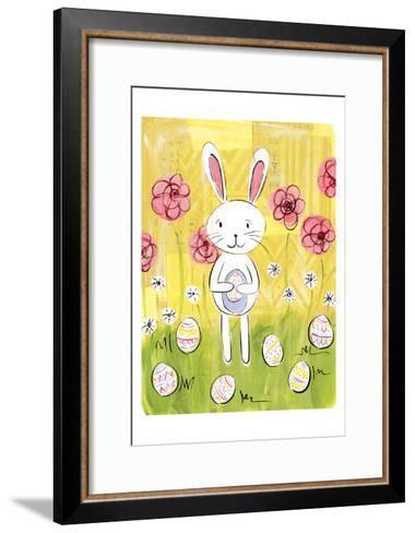Hippity-Erin Butson-Framed Art Print