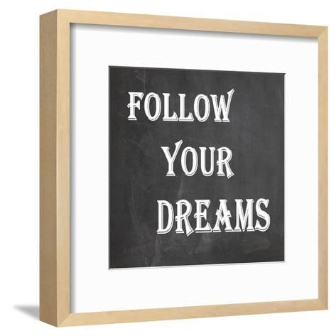Your Dream-Jean Olivia-Framed Art Print
