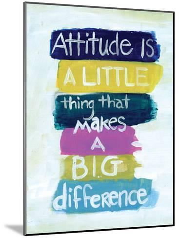 Attitude-Smith Haynes-Mounted Art Print