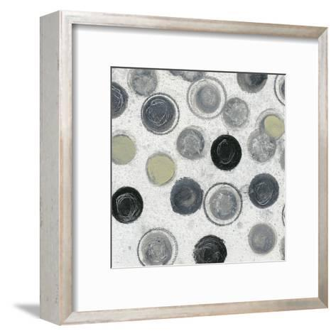 Stippling F-Smith Haynes-Framed Art Print