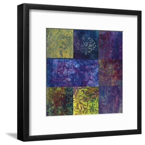 Boho Patch-Smith Haynes-Framed Art Print