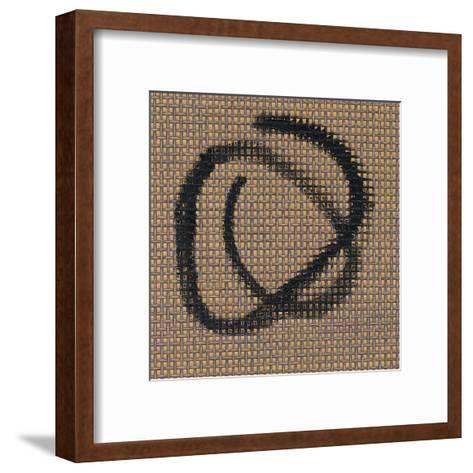 Woven 1-Smith Haynes-Framed Art Print