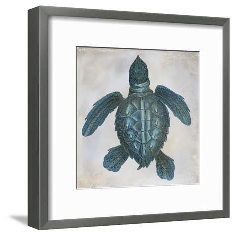 Mr. Tutel Up-Tony Pazan-Framed Art Print