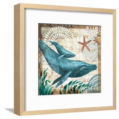 Monterey Bay IV-Geoff Allen-Framed Art Print