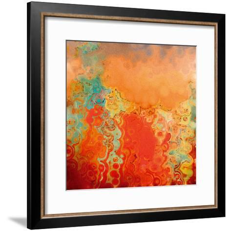 Geo II-Mark Lawrence-Framed Art Print