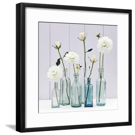 Poise-James Guilliam-Framed Art Print
