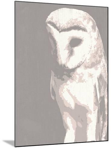Barn Owl-Sasha Blake-Mounted Giclee Print