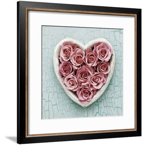 Romance I-James Guilliam-Framed Art Print