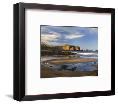 Pelada Beach, Costa Rica-Tim Fitzharris-Framed Art Print