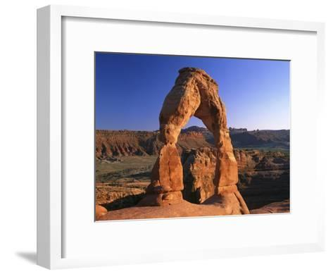 Delicate Arch in Arches National Park, Utah-Tim Fitzharris-Framed Art Print