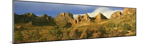 Panorama of Casa Grande National Monument, Arizona-Tim Fitzharris-Mounted Art Print