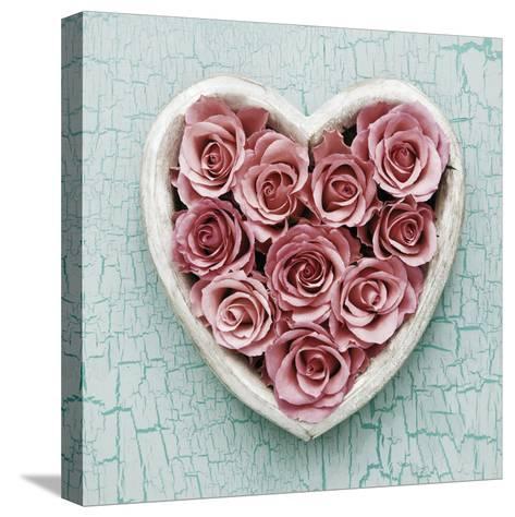 Romance I-James Guilliam-Stretched Canvas Print