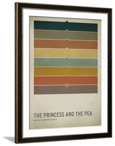 The Princess and the Pea-Christian Jackson-Framed Art Print