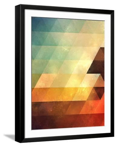 Untitled (lyyt lyyf)-Spires-Framed Art Print