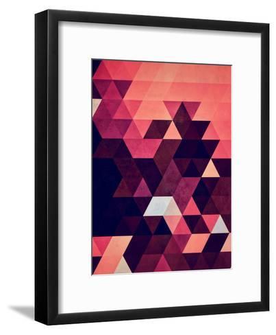 Untitled (scyyr)-Spires-Framed Art Print