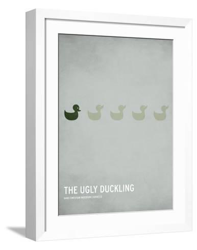 Ugly Duckling-Christian Jackson-Framed Art Print