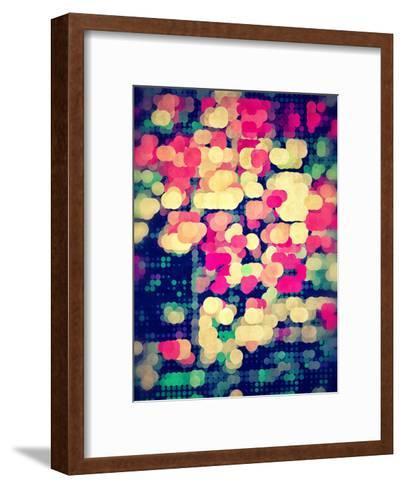 Untitled (Skyrt)-Spires-Framed Art Print