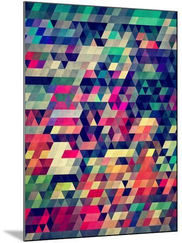 Untitled (Atym)-Spires-Mounted Art Print