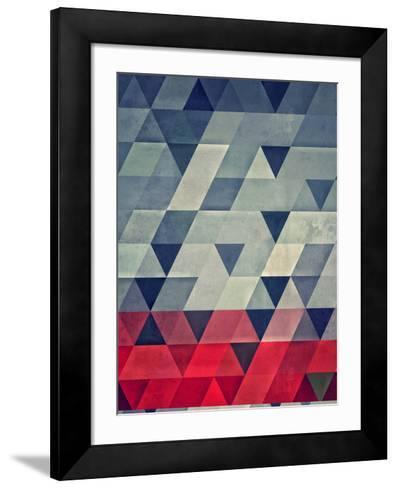 Untitled (Wytchy)-Spires-Framed Art Print