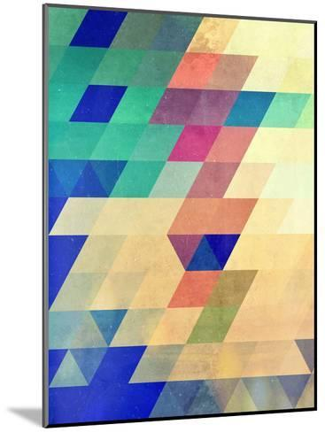 Untitled (Dyrzy)-Spires-Mounted Art Print