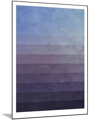 Untitled (myssyng yww)-Spires-Mounted Art Print