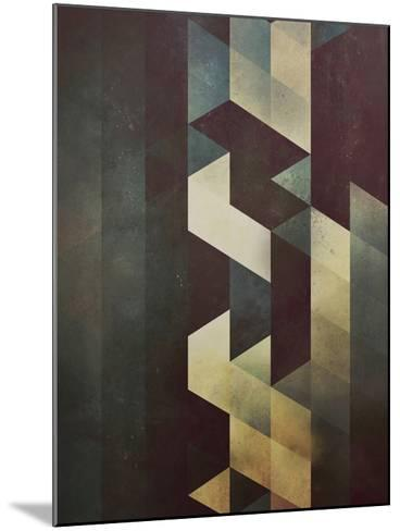 Untitled (sylf myyd)-Spires-Mounted Art Print