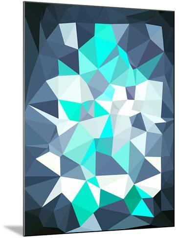 Untitled (xlyte)-Spires-Mounted Art Print