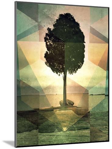 Untitled (frt phyynyx)-Spires-Mounted Art Print