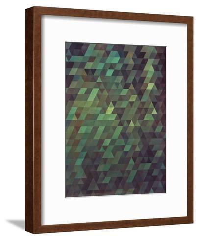 Untitled (Frygyd)-Spires-Framed Art Print