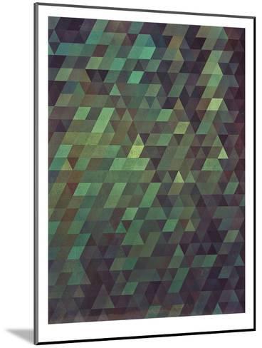 Untitled (Frygyd)-Spires-Mounted Art Print