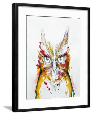 Horace-Marc Allante-Framed Art Print