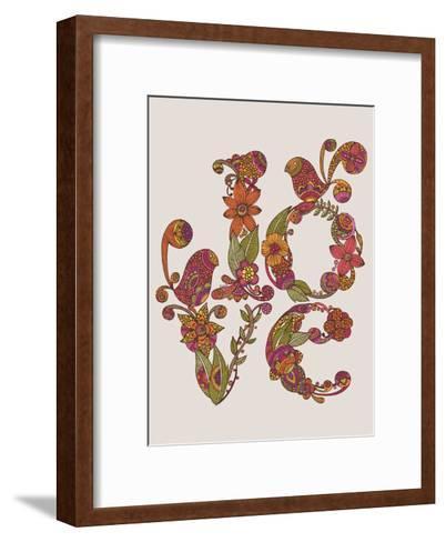 Love-Valentina Ramos-Framed Art Print