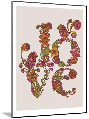 Love-Valentina Ramos-Mounted Art Print